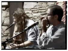 The Blues Prisoners al 1er Glop de Cervesa