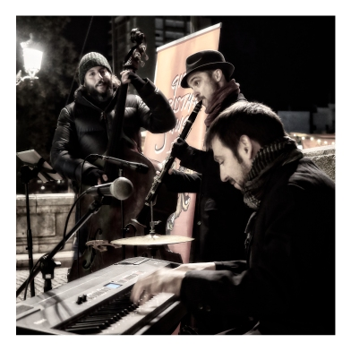 Hop's Trio at Girona Christmas Swing